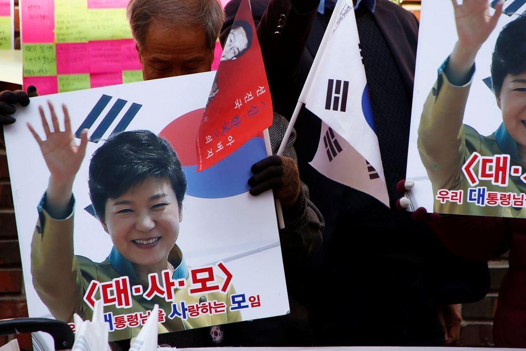 Bekas Presiden Korea S diarah hadiri soal siasat