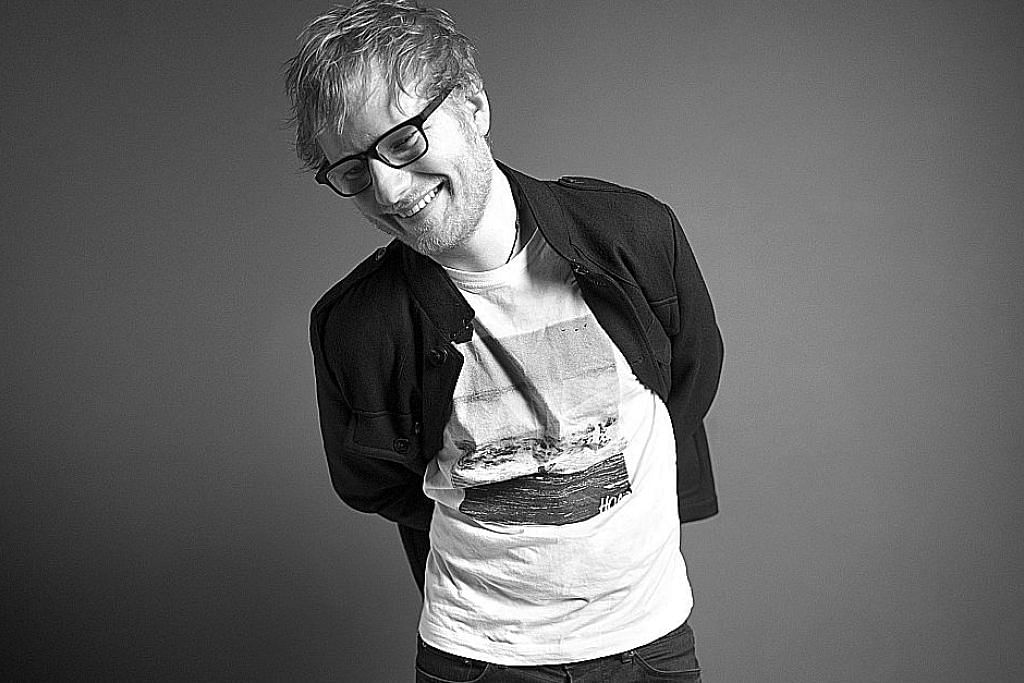 Dekati kisah Ed Sheeran dalam album ÷