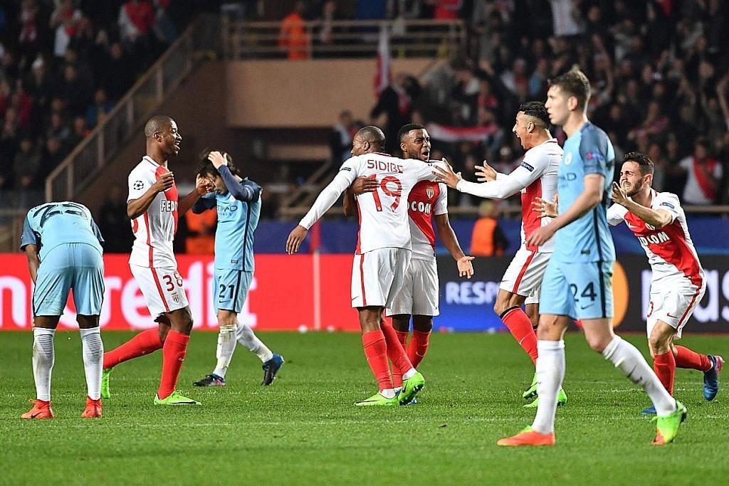 LIGA JUARA-JUARA Tersingkir tapi Guardiola tekad teruskan 'DNA' serangan City