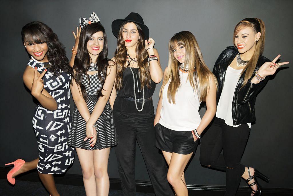 Fifth Harmony berkonsert di S'pura bulan depan