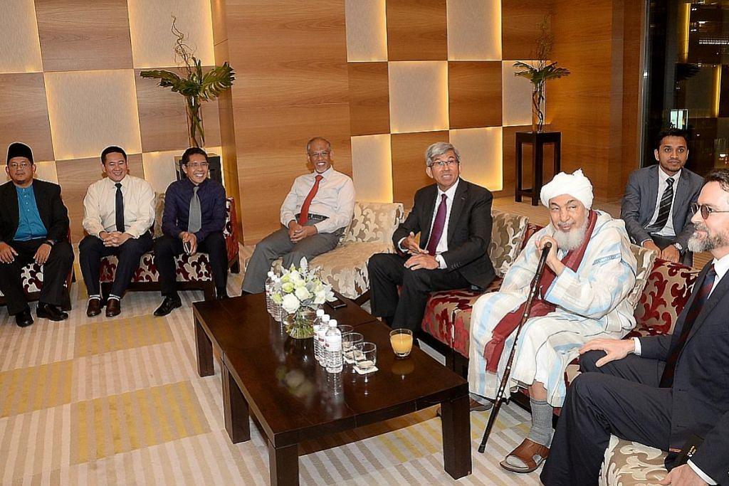 Kerjasama antara agama demi raih manfaat bagi masyarakat: Yaacob