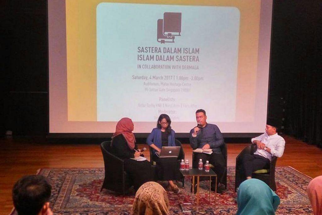 Forum bahas isu libatkan seni dan sastera Islam