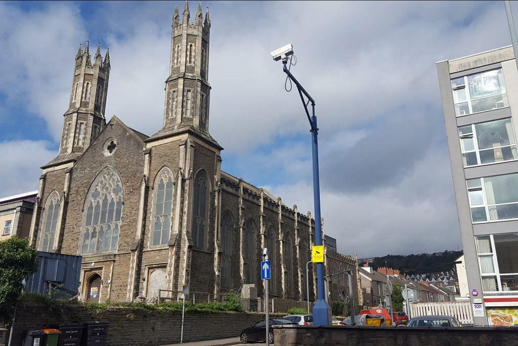 KEMBARA Masjid Swansea gilap permata yang lama diabai
