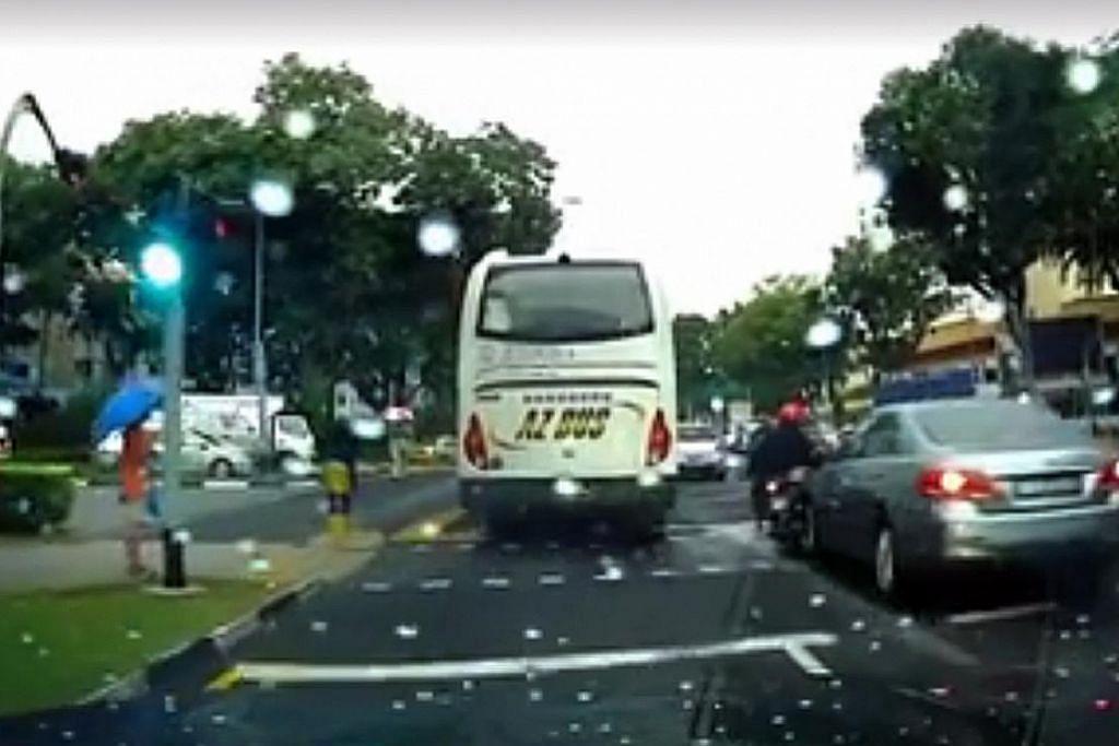 Penunggang motosikal terlibat dalam kes langgar lari