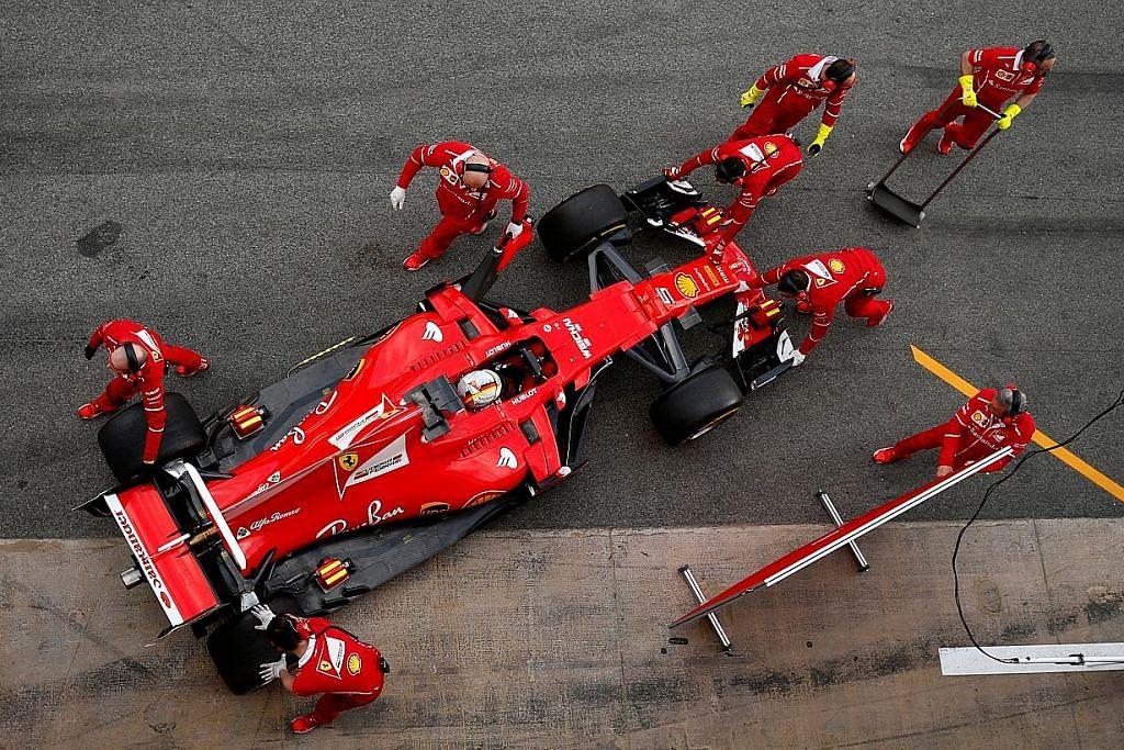 Pemilik baru janji kereta lumba lebih pantas FORMULA SATU