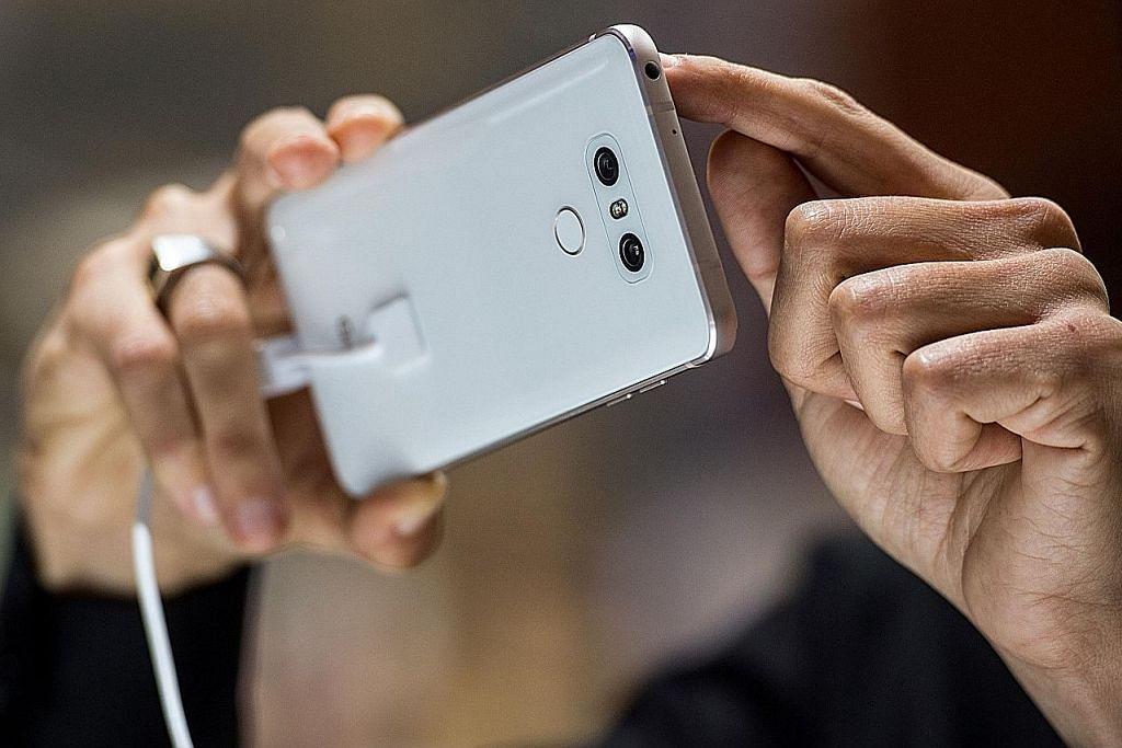 LG Electronics pula lancar khidmat bayar mudah alih