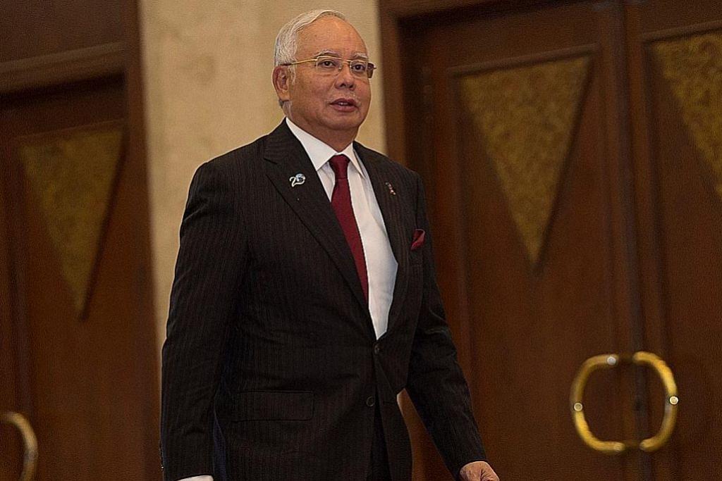 Najib tepis berita Malaysia muflis sebagai palsu