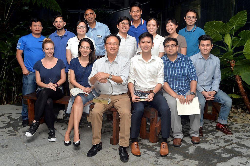 'Kewartawanan, tenaga kerja dan kewangan yang baik teras SPH'