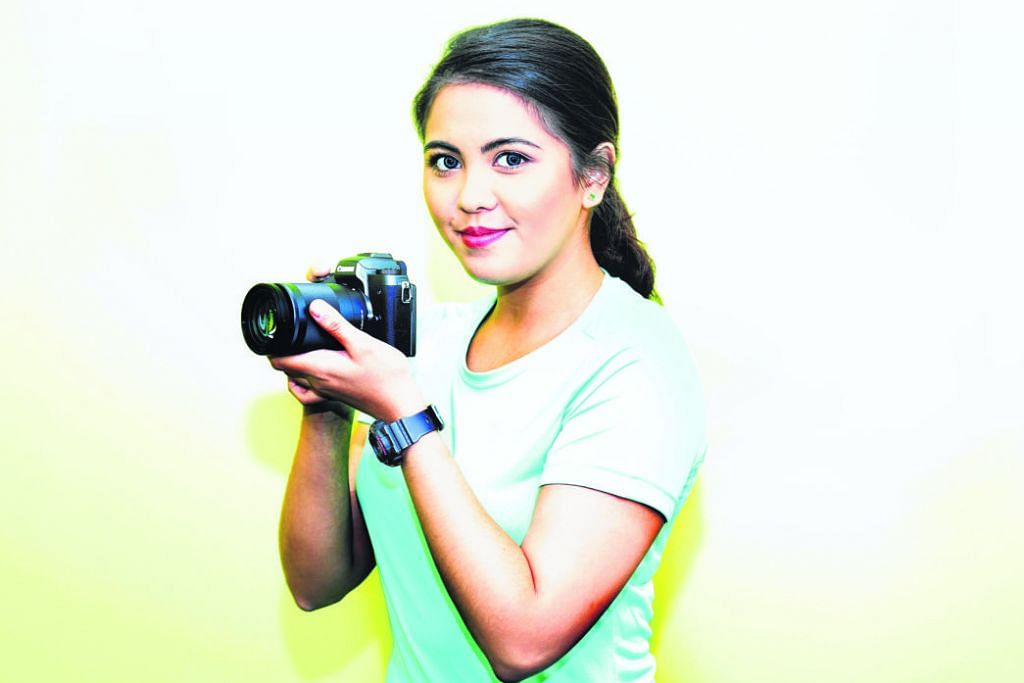Canon EOS M5 padat dengan ciri canggih