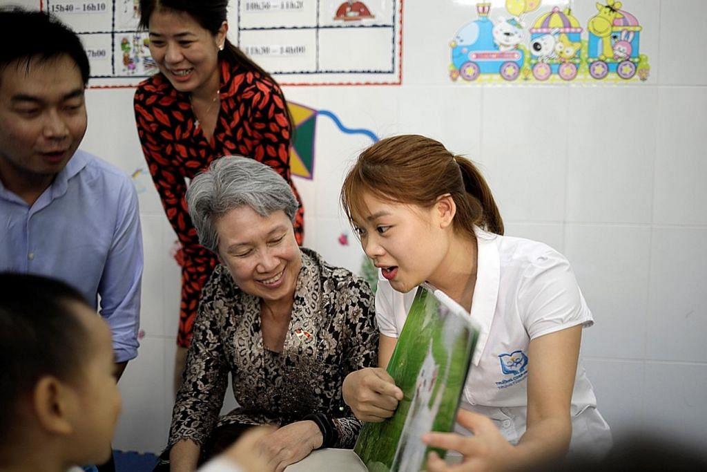 S'pura, Vietnam meterai perjanjian perkukuh kerjasama sosial