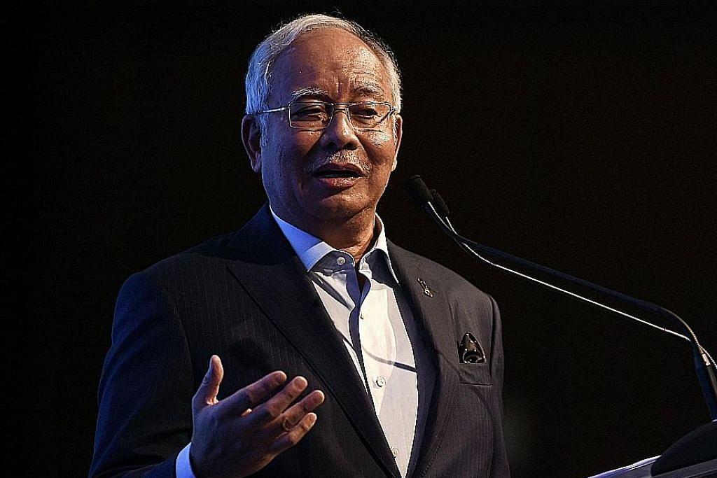 Najib sedih ada pihak burukkan polis M'sia