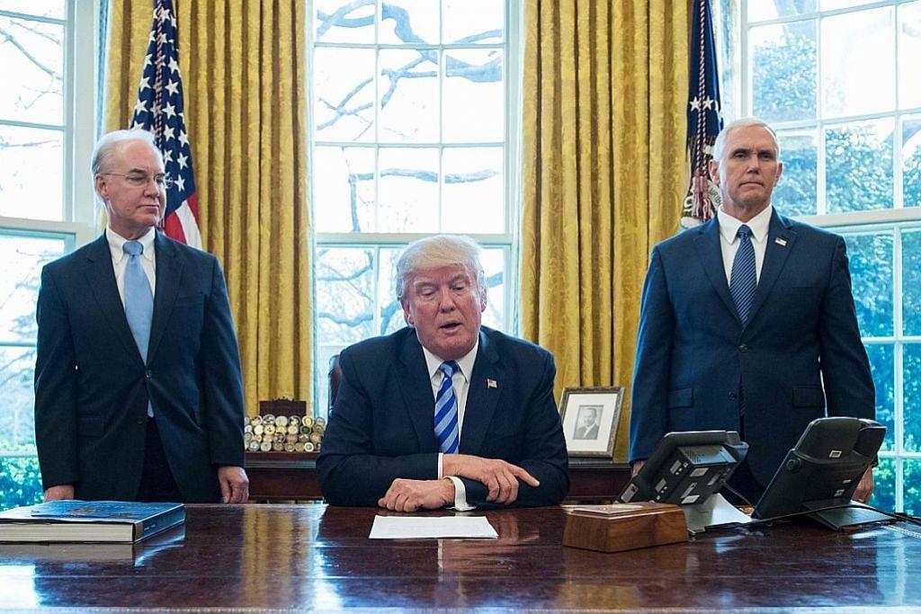 Trump gagal dalam usaha mansuh Obamacare