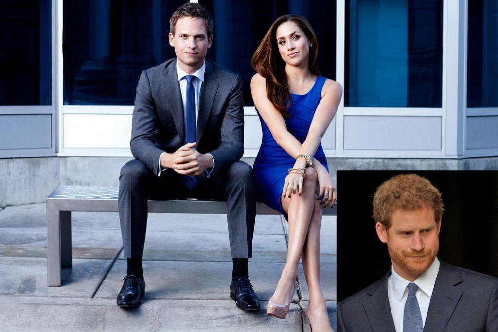 BINTANG BARAT Pelakon 'Suits' ura-ura henti kerja demi Putera Harry