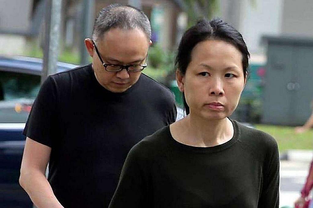 Pembantu rumah kebulur: Suami isteri dipenjara dan denda