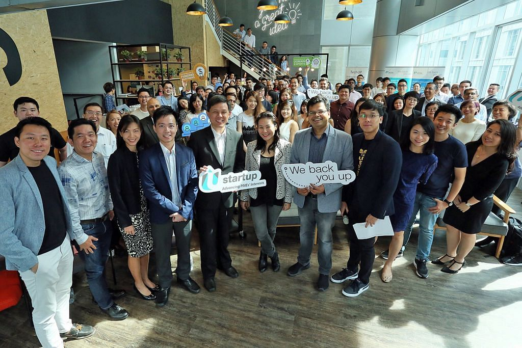 Inisiatif NTUC bantu firma 'startup'