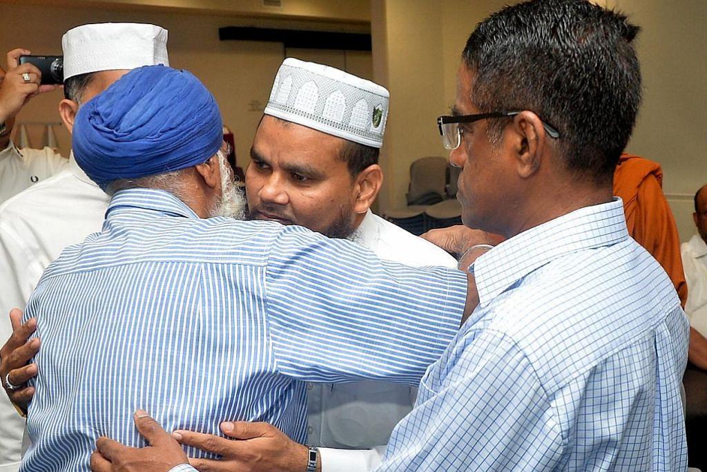Pemimpin pelbagai agama tersentuh sedia terima permohonan maaf