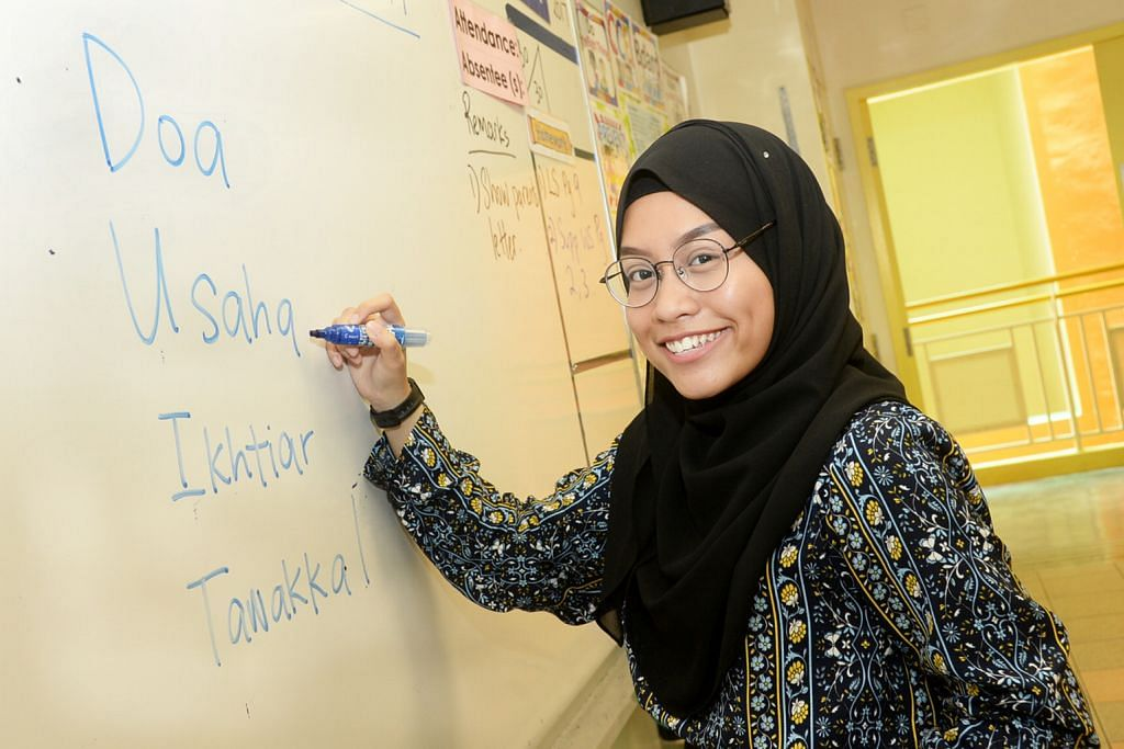 #BAHASAKANKITA Guru muda pegang tekad perjuang bahasa dan budaya