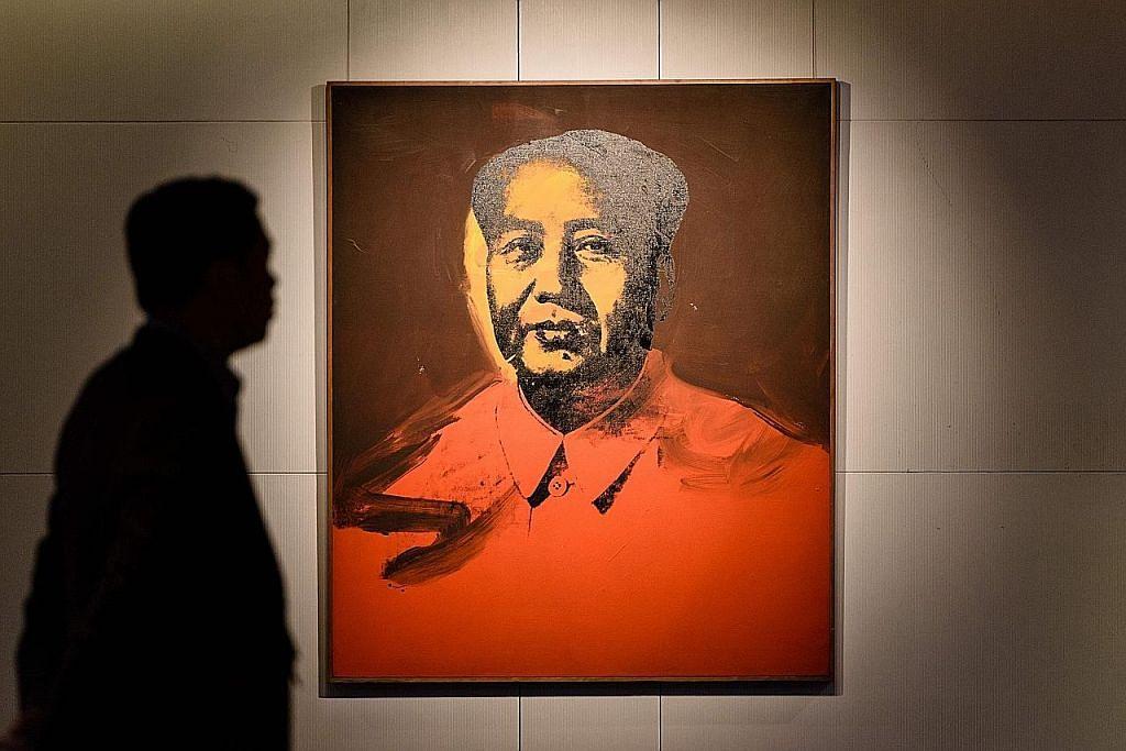 Potret Mao Zedong dijual hampir $18 juta
