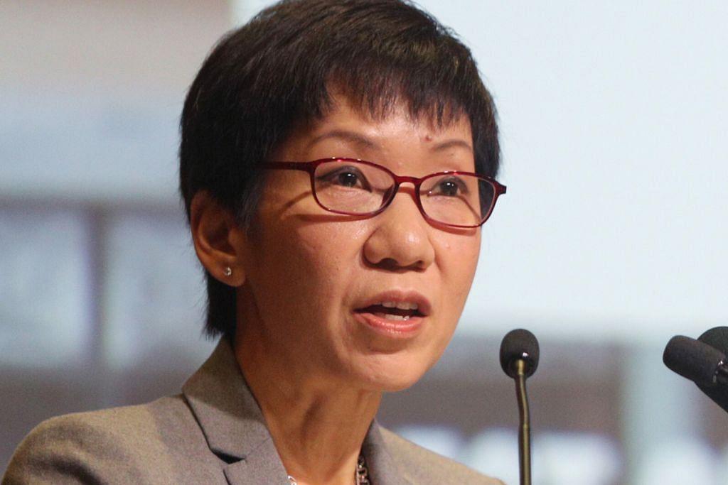 Grace Fu gesa ketua agama pastikan ajaran sesuai ikut konteks S'pura