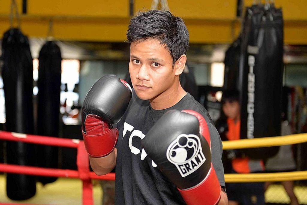 Ridhwan di ambang kejuaraan WBA Asia PERSONALITI SUKAN