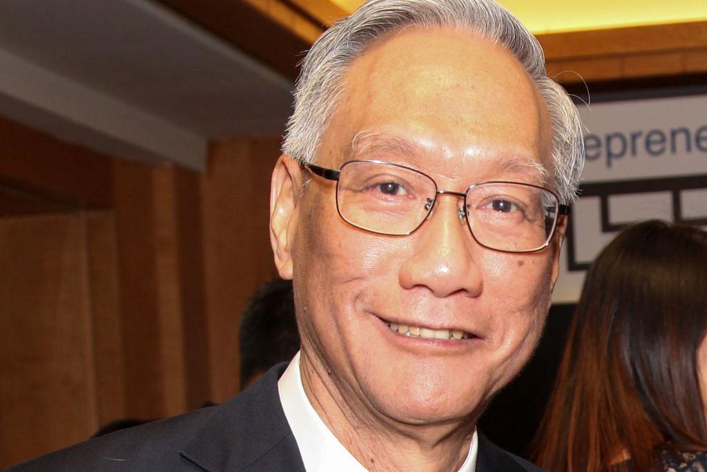 Bahren Shaari dilantik anggota pengganti dalam Majlis Penasihat Presiden