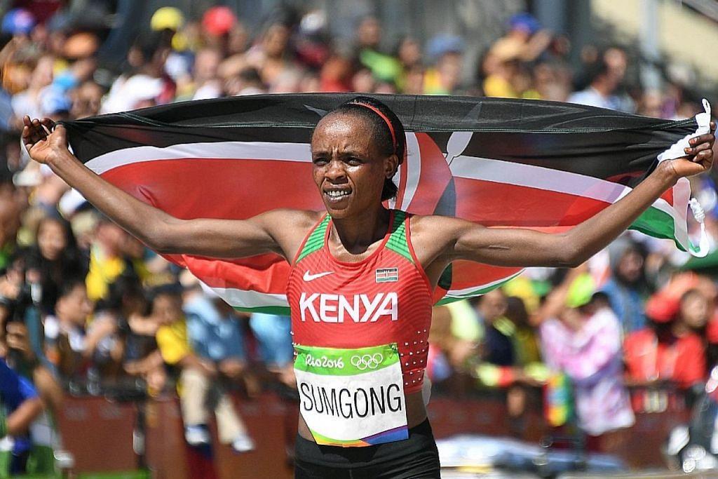 Juara maraton Olimpik Kenya positif dadah