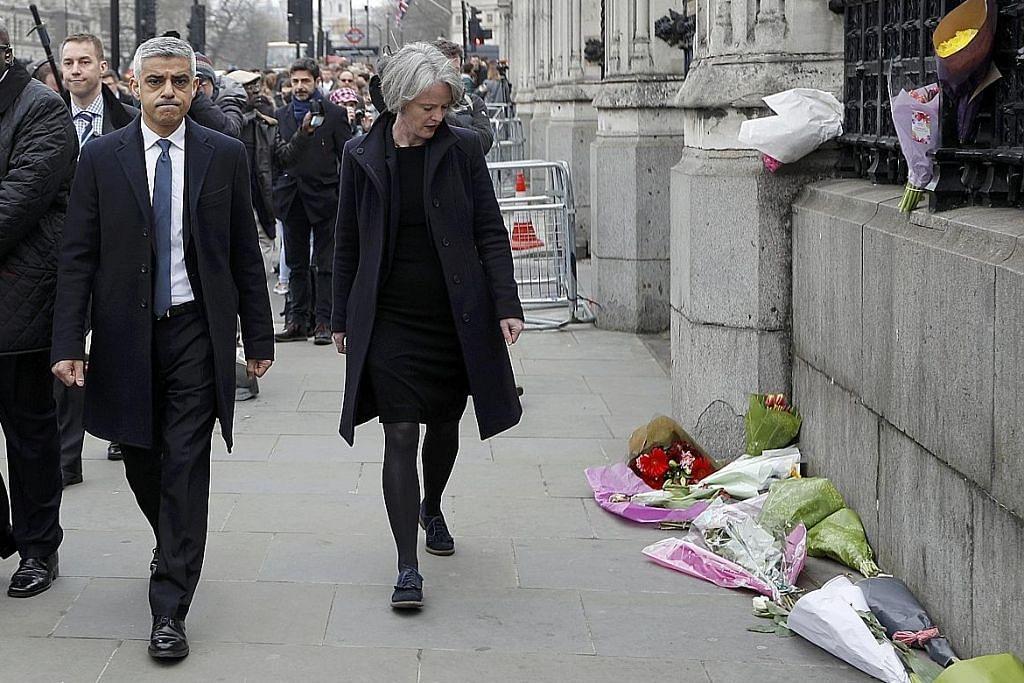 Kenyataan Datuk Bandar London susuli serangan ganas wajar dicontohi