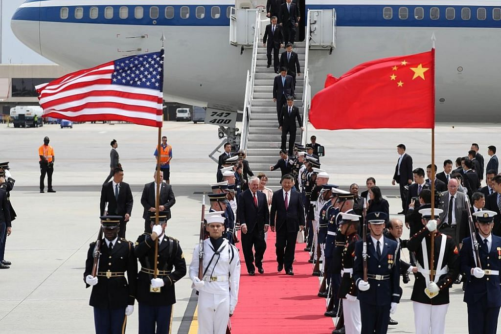 Trump: Jalin dengan China akan lebih baik