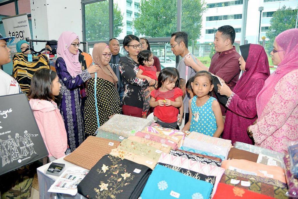 Famili susah dapat suntikan semangat sambut Raya