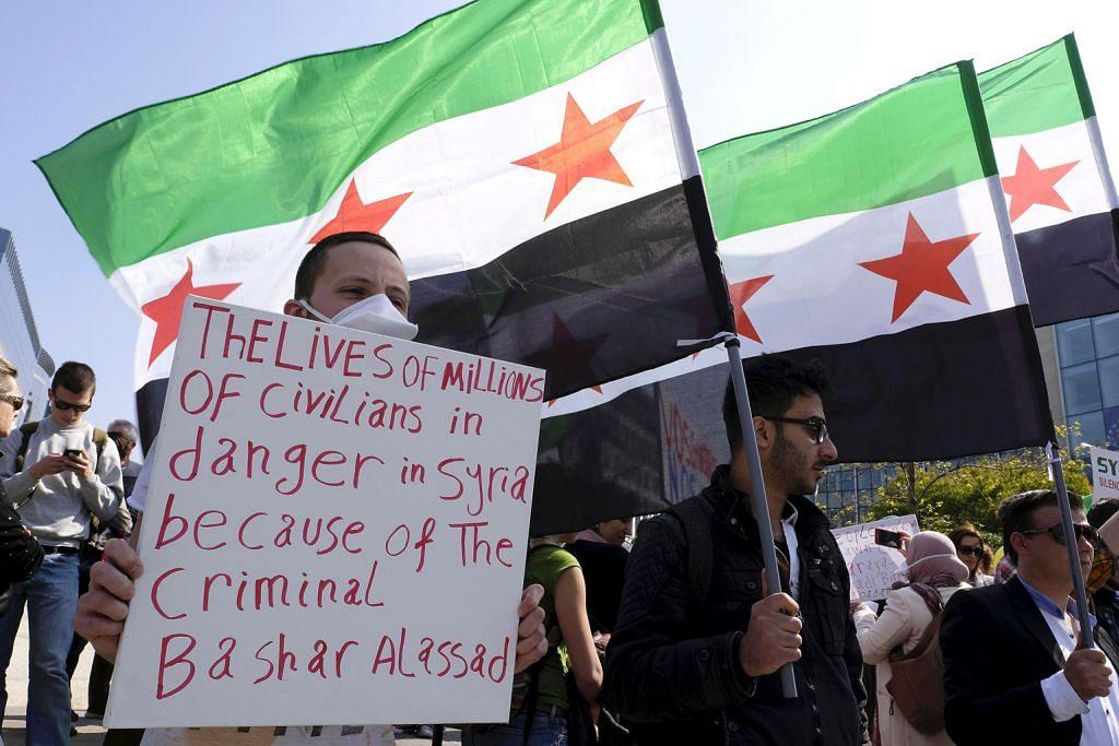 Duta: Guling Assad jadi keutamaan AS