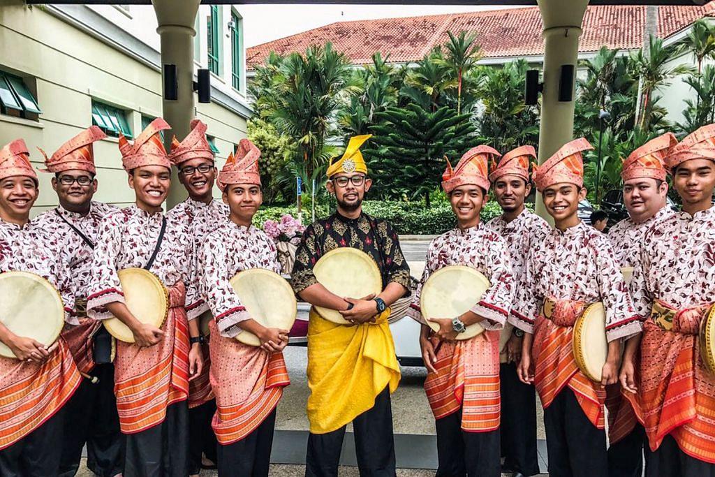 #BAHASAKANKITA Pelajar ITE sertai tiga seni kerana minat pada budaya Melayu