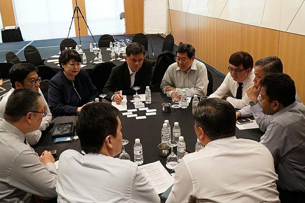 Skim anggota Kelab NTUC khas untuk pekerja SME