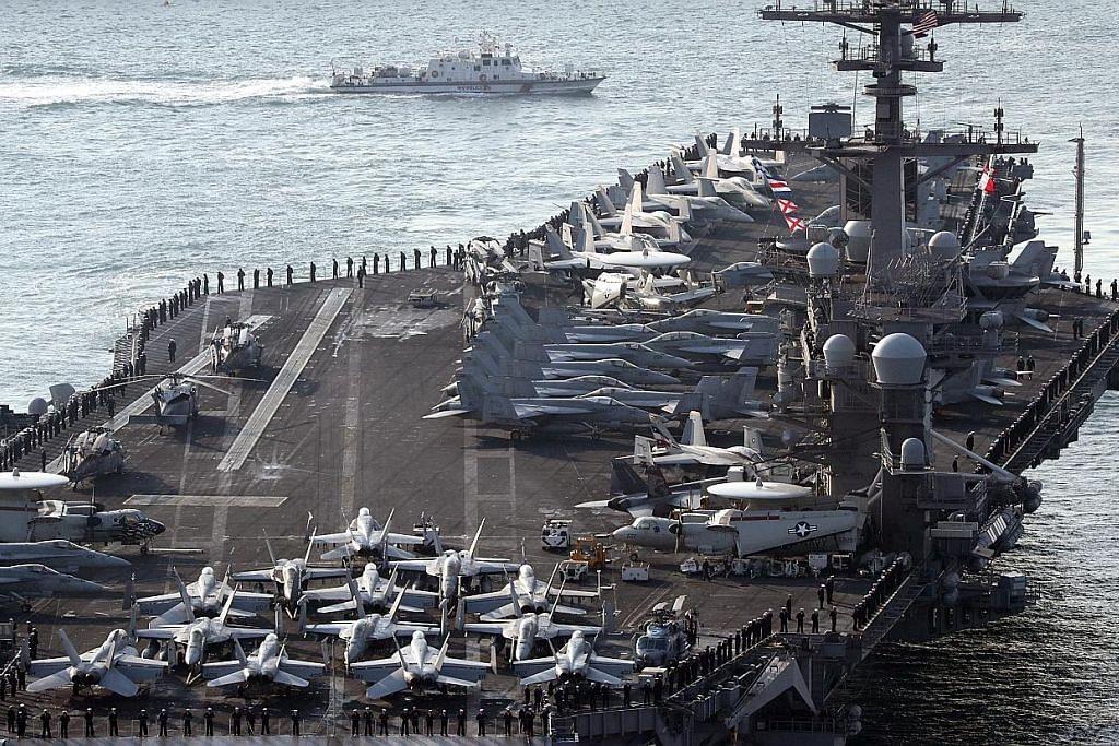 Korea Utara beri amaran sedia perang