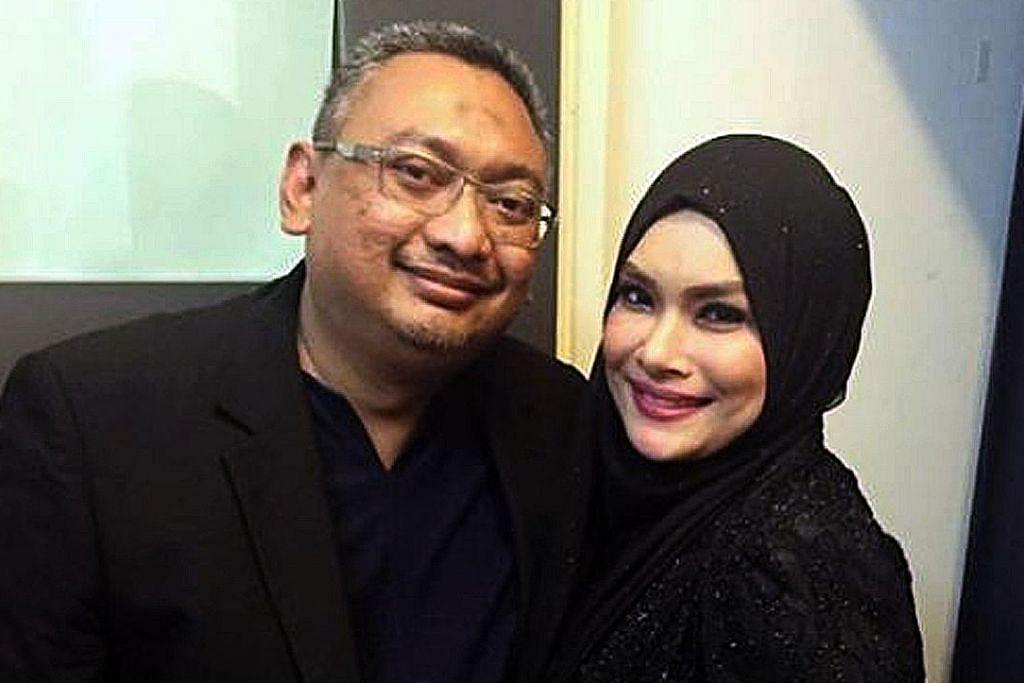 Nora seharusnya rai ulang tahun perkahwinan di Makkah