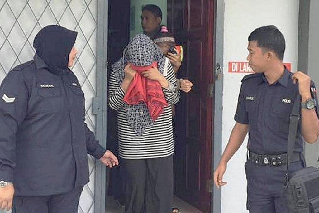 Pelajar dituduh bunuh bayi sendiri