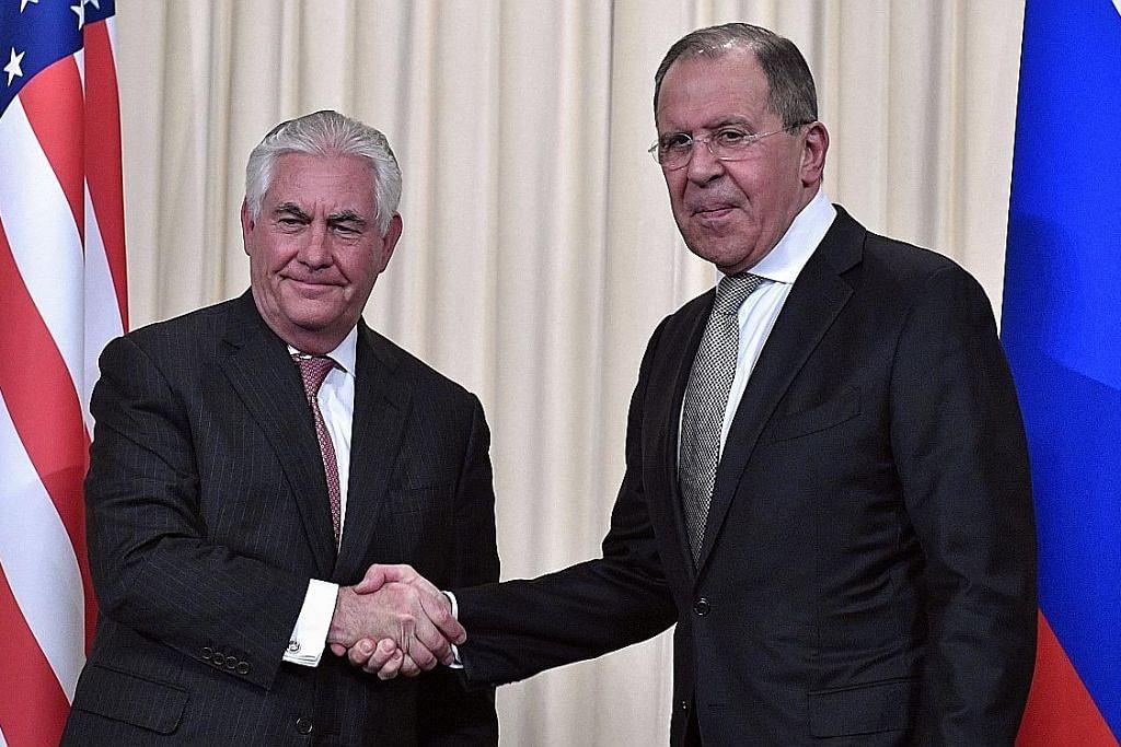 Trump, Putin: Jalinan AS-Russia di paras terendah