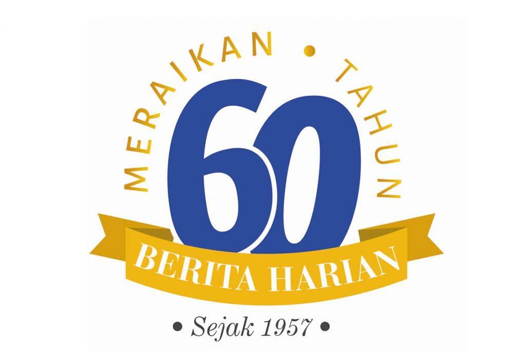 BH sambut ulang tahun ke-60