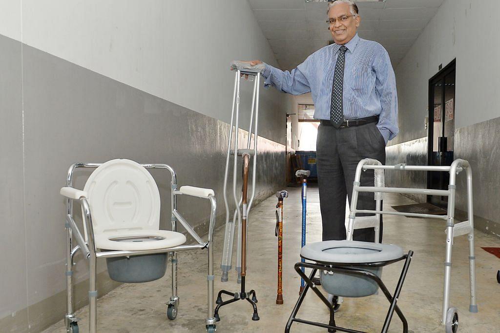 Firma bertahan hasil ubah kepada produk rehabilitasi