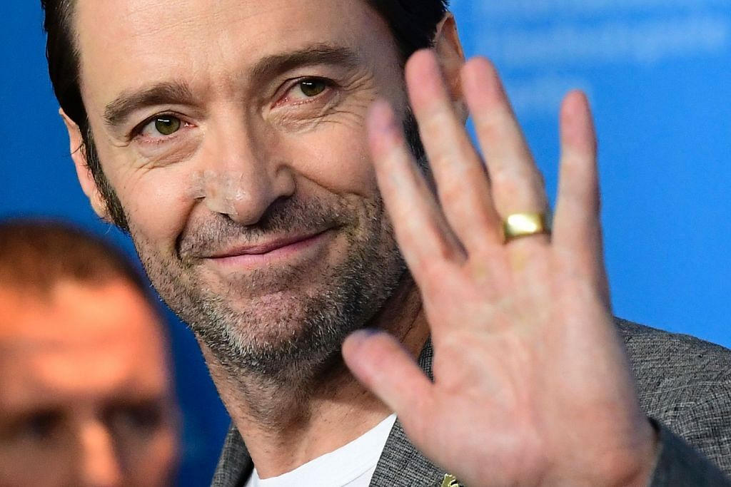 Cinta, bukan Wolverine, ubah hidup Jackman