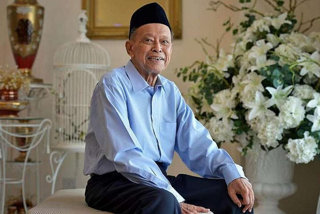 Penghormatan untuk Othman Wok