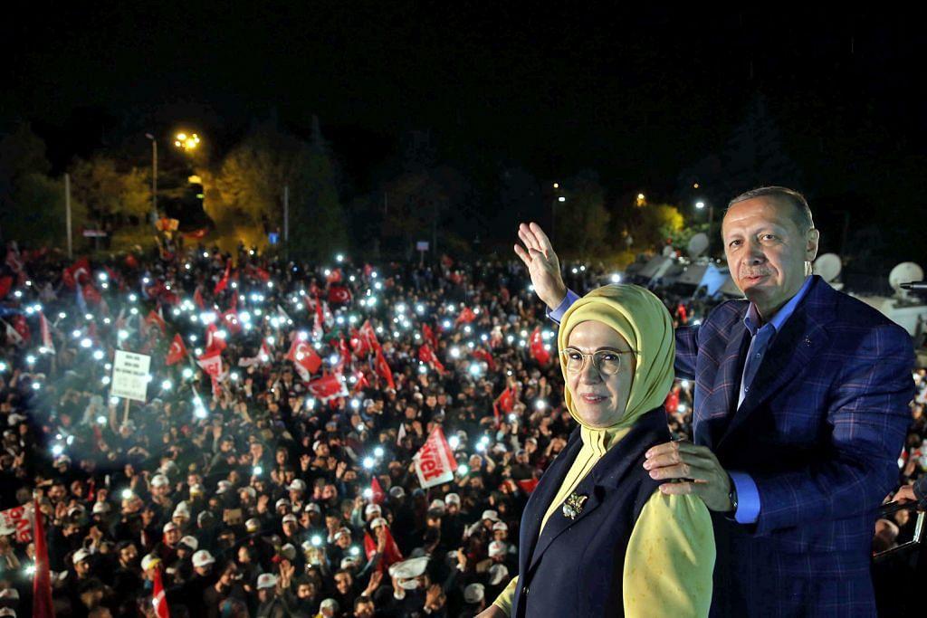Erdogan menang tipis referendum luaskan kuasa Presiden Turkey