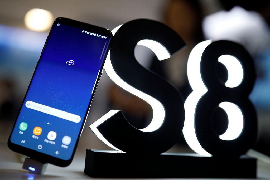EKONIAGA Tempahan Samsung S8 atasi model terdahulu