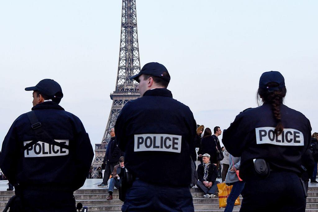 Keselamatan isu utama Pilihan Raya Presiden Perancis