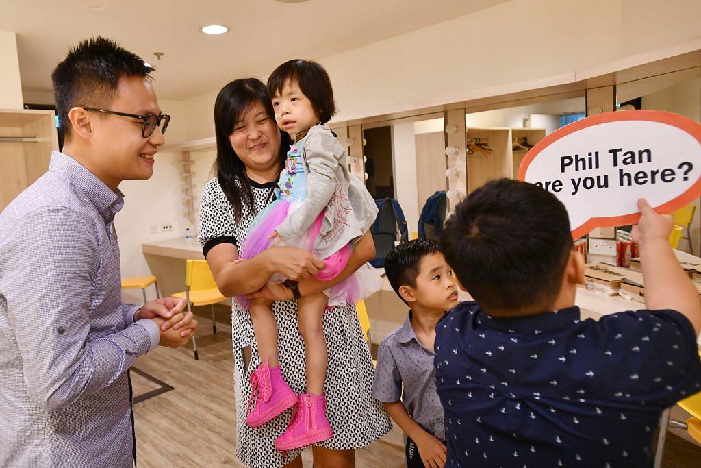 Penderma sumsum terharu temu kanak-kanak penerima