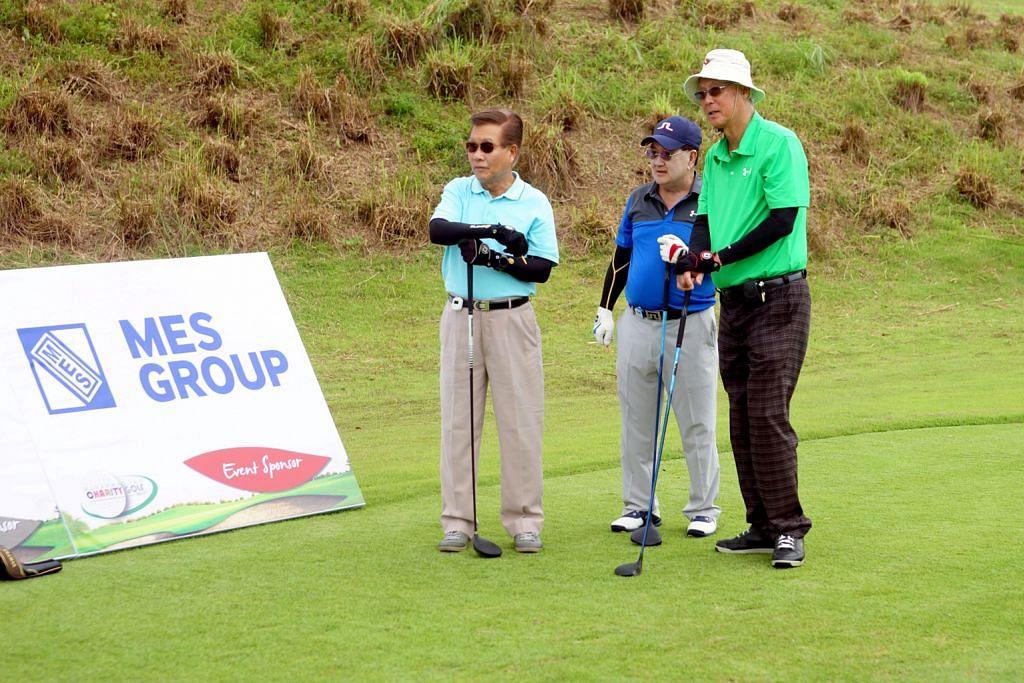 Golf amal Muhammadiyah kumpul lebih $150,000