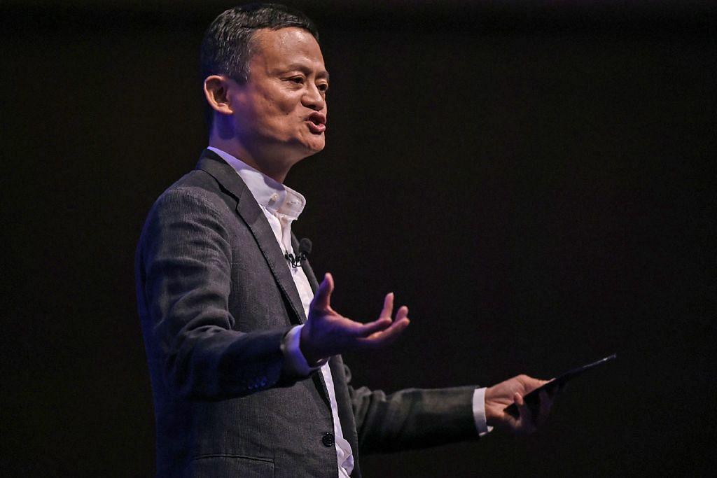 Pengerusi Alibaba: Internet bakal 'ganggu' ekonomi