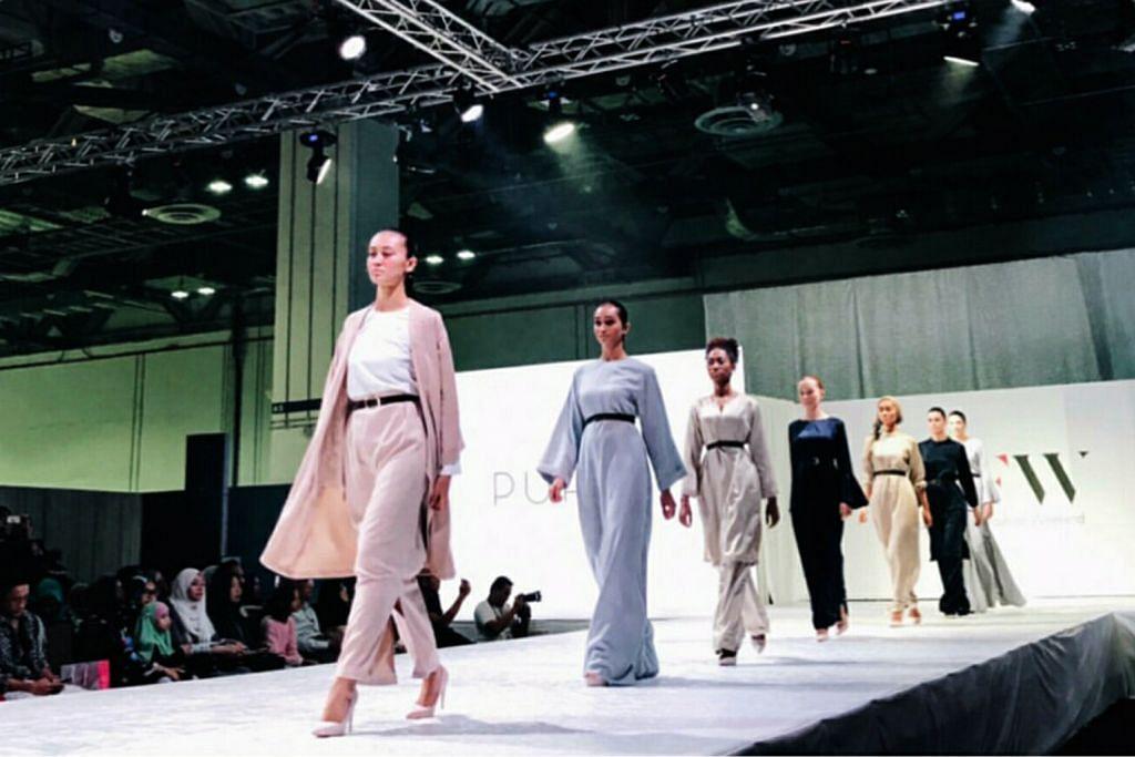 Sambutan Minggu Fesyen Sopan memberangsangkan, kata penganjur