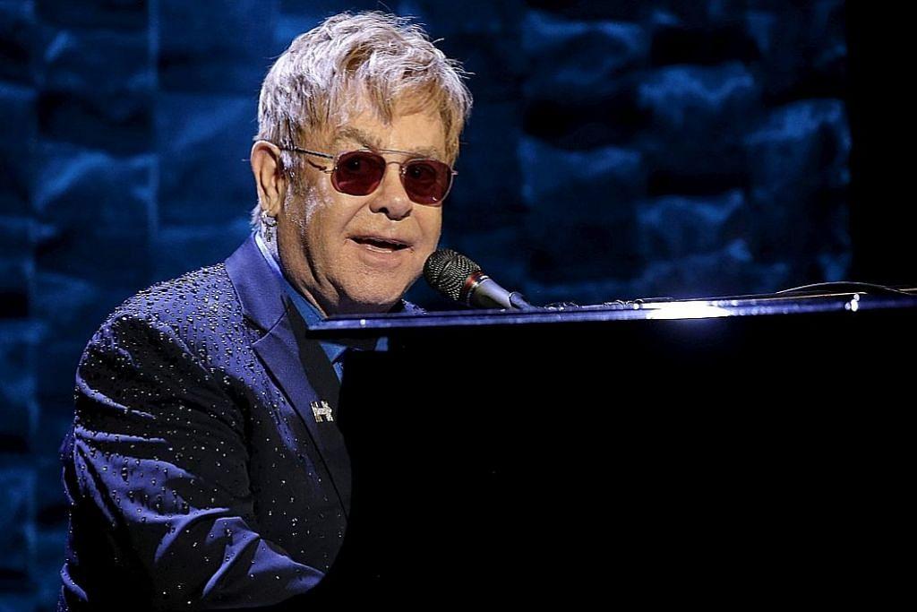 Elton John diserang sakit boleh bawa maut