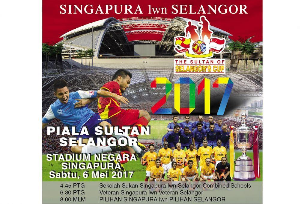 Menang tiket Piala Sultan Selangor