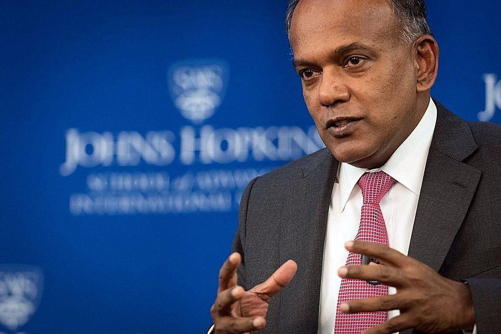Shanmugam: Perlu strategi global lebih bersepadu bagi tangani sebab muncul pengganas